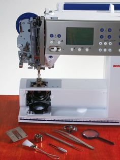 sewing machine maintenance