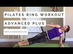 Pilates Ring Workout: Advanced Basics - YouTube