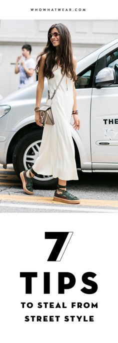 Street style secrets to steal.