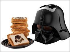 I Like My Toast on the Dark Side