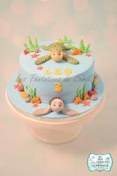 Sammy's Adventures Cake