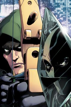Arrow #7 by Barry Kitson