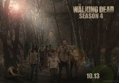 The Walking Dead.... Season 4... Arrrrrgggg!!