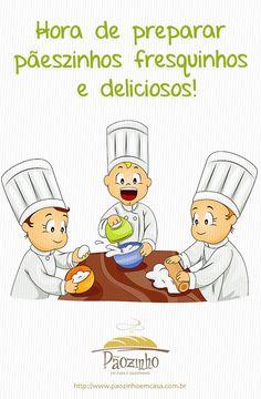 A Pãozinho trabalha para que você receba o pão francês sempre fresquinho na sua casa! Vai um pão quentinho aí? www.paozinhoemcasa.com.br