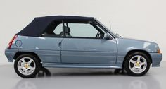 1990 Renault 5  - Super 5 GTS Cabriolet by EBS