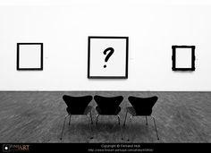 """?"" by Fernard Hick"
