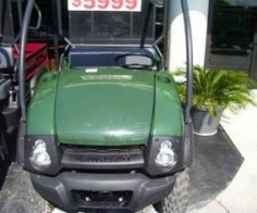 Used 2012 #Kawasaki Mule 600 #Four_Wheeler_ATV in Lake Wales @ http://www.usedatvmarket.com