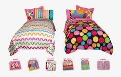 Bedroom Decor Ideas and Designs: Top Ten Polka Dot Bedding for Girls
