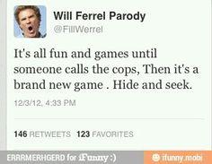 Will Ferrel tweets