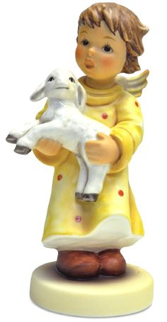 MI Hummel Angel of Comfort Hummel Figurine 2339