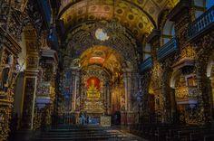 Sao Bento Monastery, Rio de Janeiro