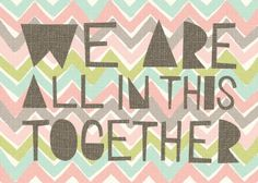 Together Print  by Hillary Bird $15