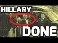 Hillary COLLAPSE At Ground Zero! GAME OVER, Clinton! Parkinson's Blackout! - YouTube