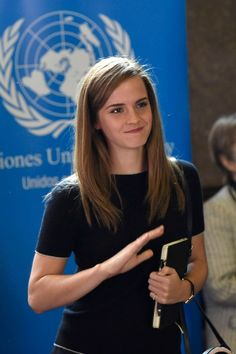 Her Voice May Have Wobbled, But Emma Watson's Gender Inequality Speech Was…