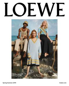 ee713c233780 Jonathan Anderson Decodes Loewe s SS19 Campaign Advertising Campaign