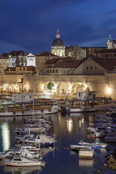 Dubrovnik, Croatia  by david.bank  | Flickr - Photo Sharing!