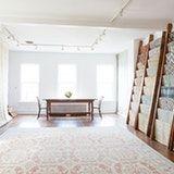 galleries and interior design spaces