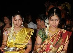 South Indian Traditional Bridal jewellery - Jewellery Designs