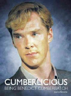 Cumberlicious: Being Benedict Cumberbatch (Paperback) | Overstock.com Shopping - Big Discounts on Biography - Entertainment - Why did this book have a cover change and the Cumberlicious title change?