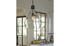 Gray Avalbane Pendant Light by Ashley HomeStore