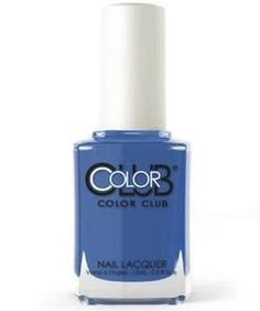 Color Club Nail Polish, Clickbait 1303 Color Club Nail Polish, Opi Nail Polish, Nail Treatment, Periwinkle Blue, China Glaze, Stylish Nails, Feet Care, Color Of The Year, Manicure And Pedicure