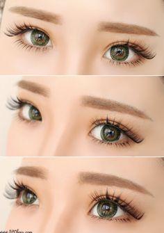 Soft Korean Straight Eyebrows
