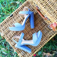LC Lauren Conrad Platform High Heel Sandals available at Kohl's!