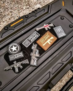 Tactical Equipment, Airsoft, Chevrolet Logo, Arms, Style, Patches, Backpacks, Swag, Outfits