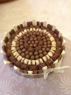 White & Choco KitKat, Kinder Bueno and Maltesers