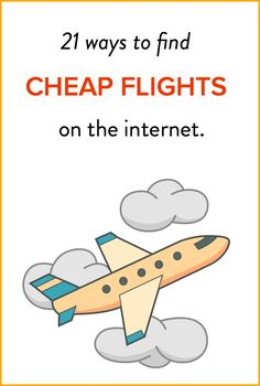 Learn our 21 top tips for finding cheap flights online. Plus we share our favorite websites for booking deals online.
