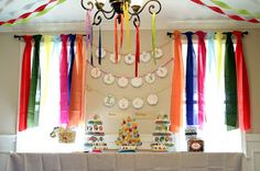 The Nesting Bee: Alphabet Birthday Party