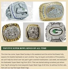 http://www.libertycoinandcurrency.com/blog/top-five-super-bowl-rings-of-all-time/