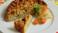 Cake salmon, leeks and dill - Clean Eating Snacks My Recipes, Baking Recipes, Salty Cake, Savoury Cake, Original Recipe, Bread Baking, Clean Eating Snacks, Salmon Burgers, Muffins