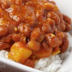 Puerto Rican Style Beans Recipe - ZipList