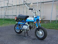 1970 Honda Z50A Monkey (note: NEXT PROJECT!!!!) located at our shop in Japan. This bike was restored many years ago here in Japan using all NOS Honda parts. Bike was restored by a very famous Honda bike restorer here in Japan. As you can see the bike is in excellent condition. We ship worldwide.
