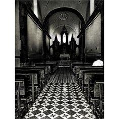 #church #mexico #ajijic #bw #mx #catholic