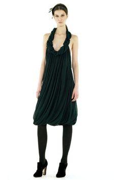 Donna Karan Pre-Fall 2008 Fashion Show - Ania Trublaska