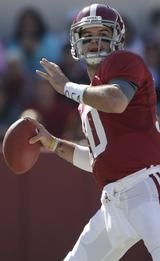 FOOTBALL: Alabama QB McCarron returning for senior season