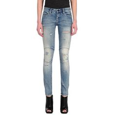 Blank NYC Skinny Classique ($49) ❤ liked on Polyvore