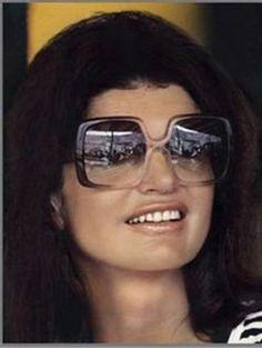 'Jackie-O' Oversized Square Sunglasses - Tortoise - 2494-10