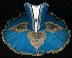 The Wardrobe Shop - Gamzatti Blue Tutu