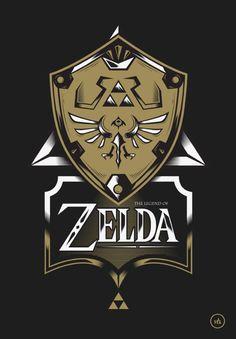 The Legend Of Zelda // By: Victor Berbel