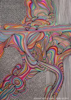 line & color