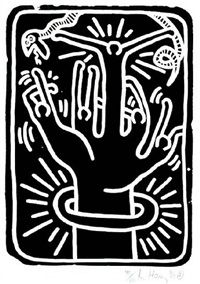 Keith Haring - Bad Painting - Underground Style - Stones 1