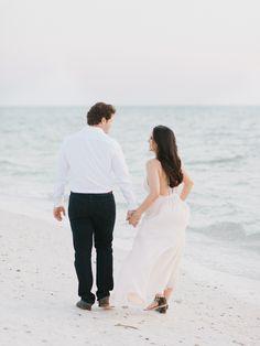 Naples, Florida engagement session
