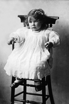 Elizabeth Bowes Lyon, Future Duchess of York 1902   - TownandCountryMag.com