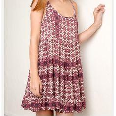 Brandy Melville Jada Dress Super cute unworn Jada dress! Brandy Melville Dresses