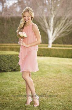 MK P5684 - Elisha Overlay Dress