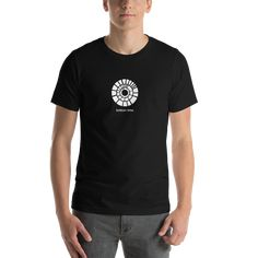 Bottom Time Logo T-shirt - White Logo - Shirts made by divers for divers - Best Diving Designs  ⭐️ QUALITY GUARANTEE 🌎 FREE SHIPPING WORLDWIDE 🇪🇺 PRINTED IN THE EU 🔒 SLL Encrypted Checkout