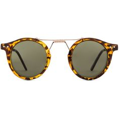 Spitfire PR 52 (400 CNY) ❤ liked on Polyvore featuring accessories, eyewear, sunglasses, spitfire glasses and spitfire sunglasses